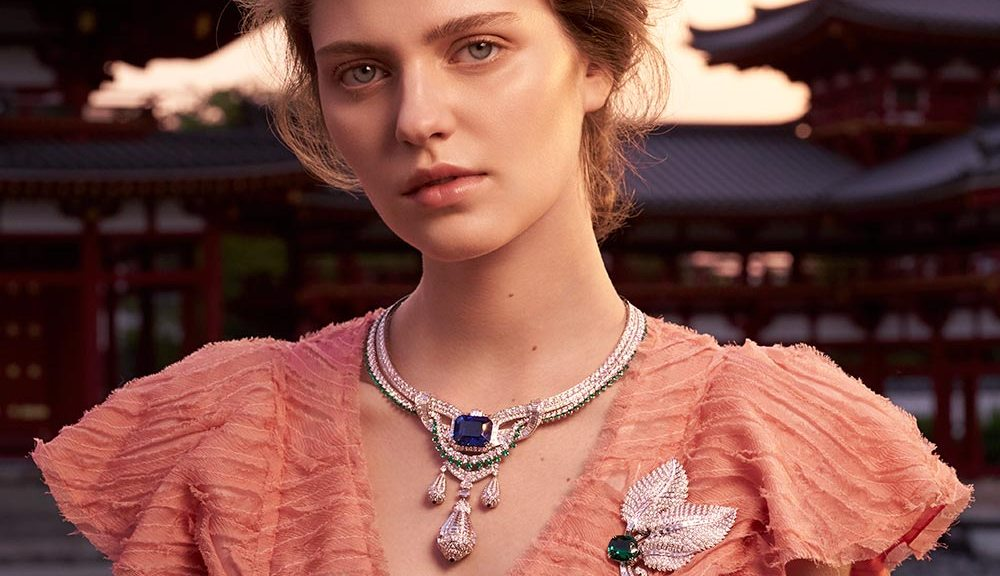 Van Cleef & Arpels Le Secret HJ Collection