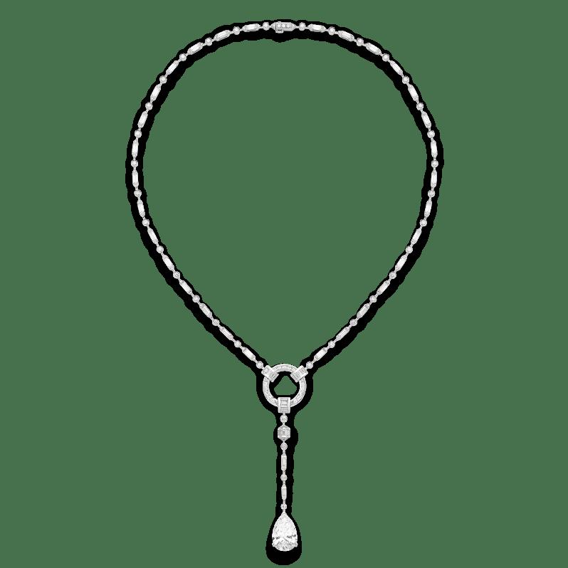 Boucheron Nevesta necklace - diamond