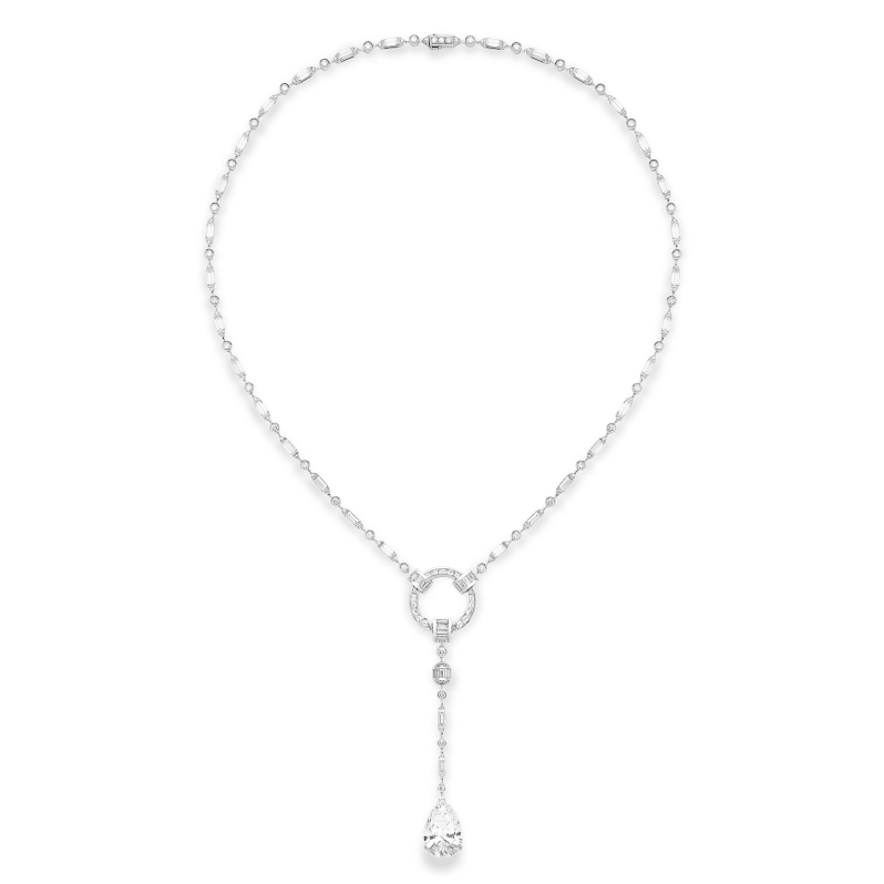 Boucheron Nevesta necklace - diamond