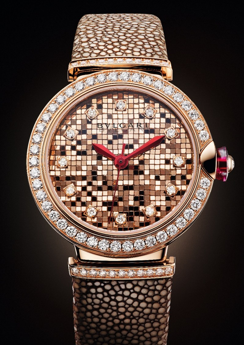 Bulgari Lvcea Mosaique
