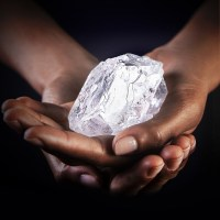 The Lesedi La Rona has found its home at Graff Diamonds - for $53m