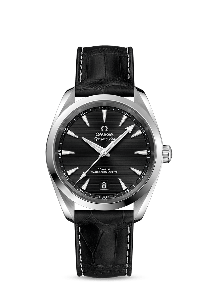 AQUA TERRA 150M OMEGA CO-AXIAL MASTER CHRONOMETER 38 MM