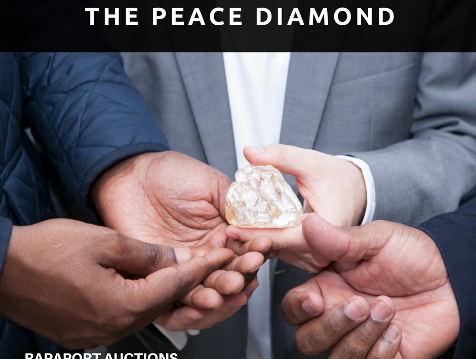 The Peace Diamond