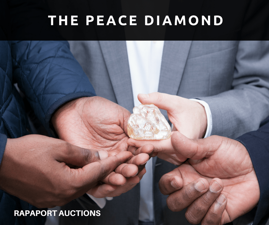 The Peace Diamond