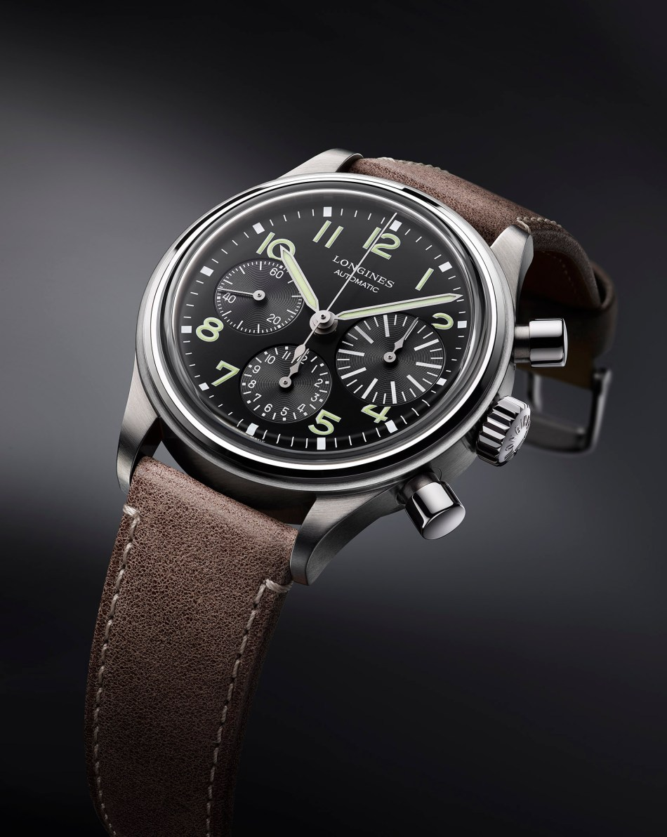 GPHG Revival Longines Avigation BigEye