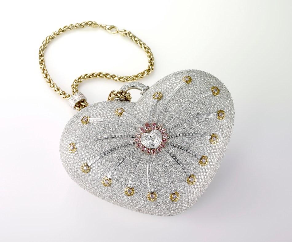 1001 Nights Diamond Evening Bag 1
