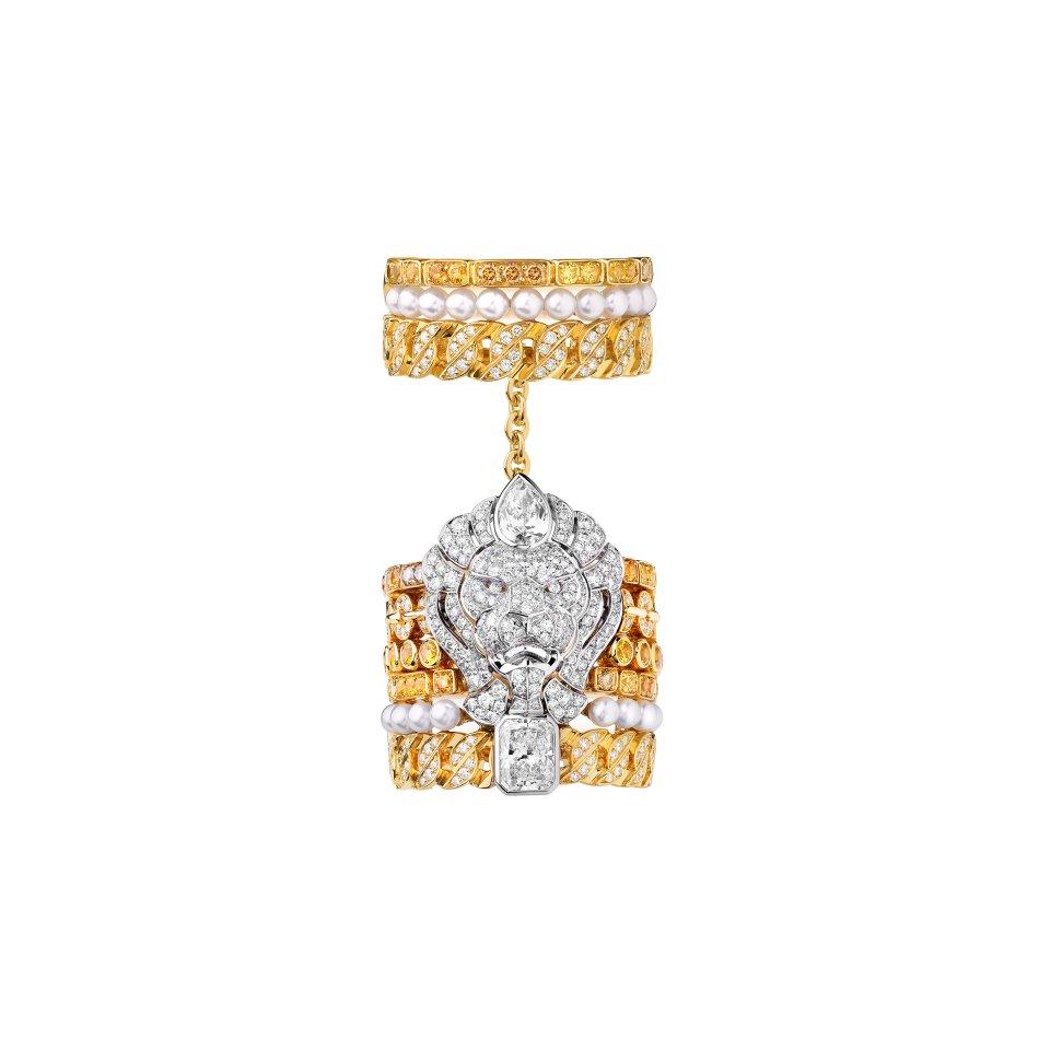 Chanel L'Esprit du Lion Bague Brillant