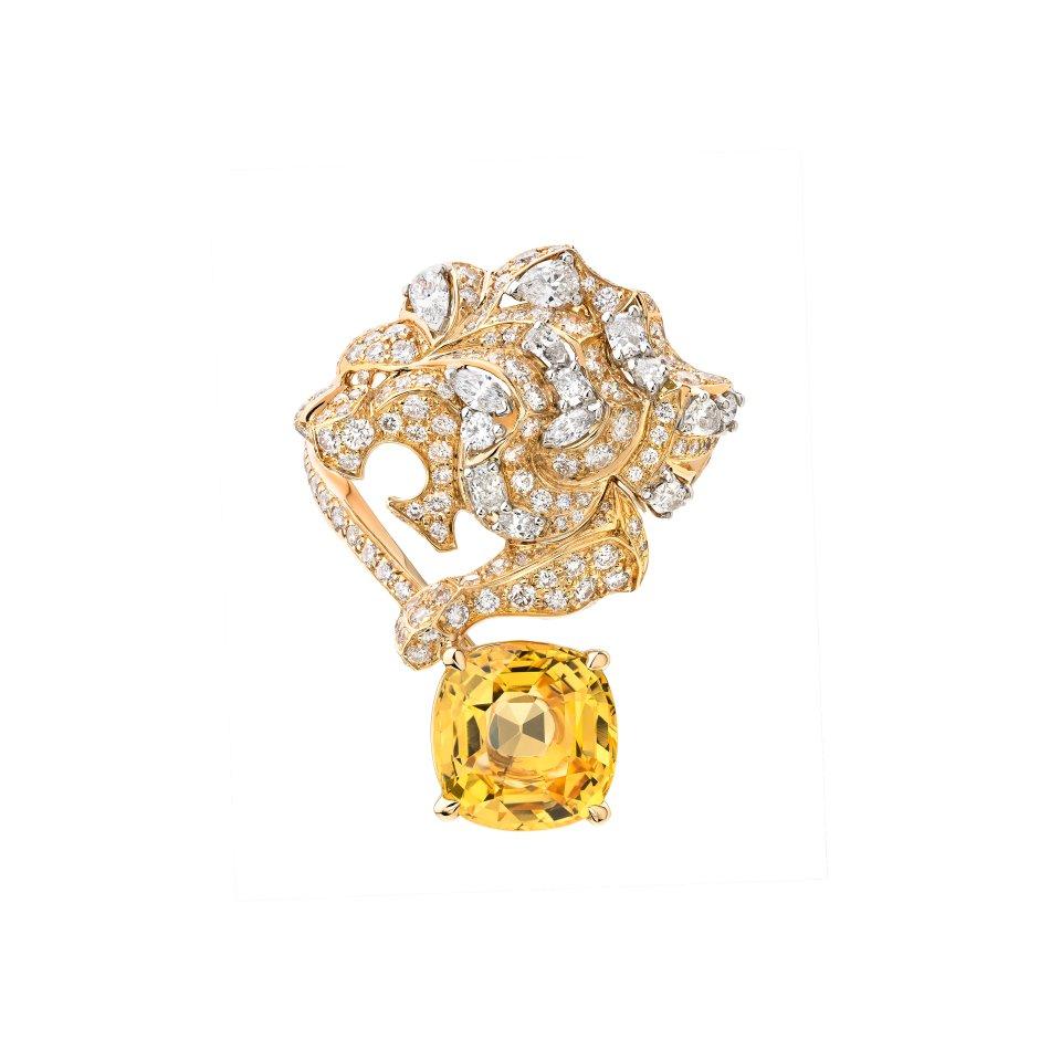 Chanel L'Esprit du Lion Bague Protective
