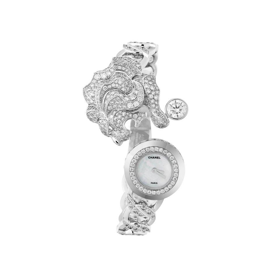 Chanel L'Esprit du Lion Montre Protective