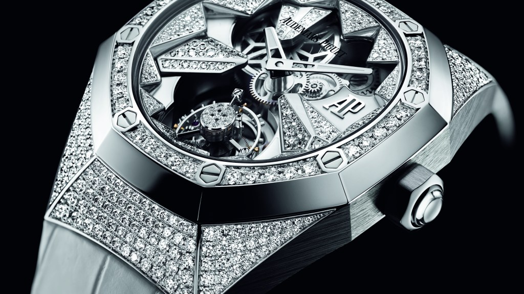 Audemars Piguet Royal Oak အယူအဆ