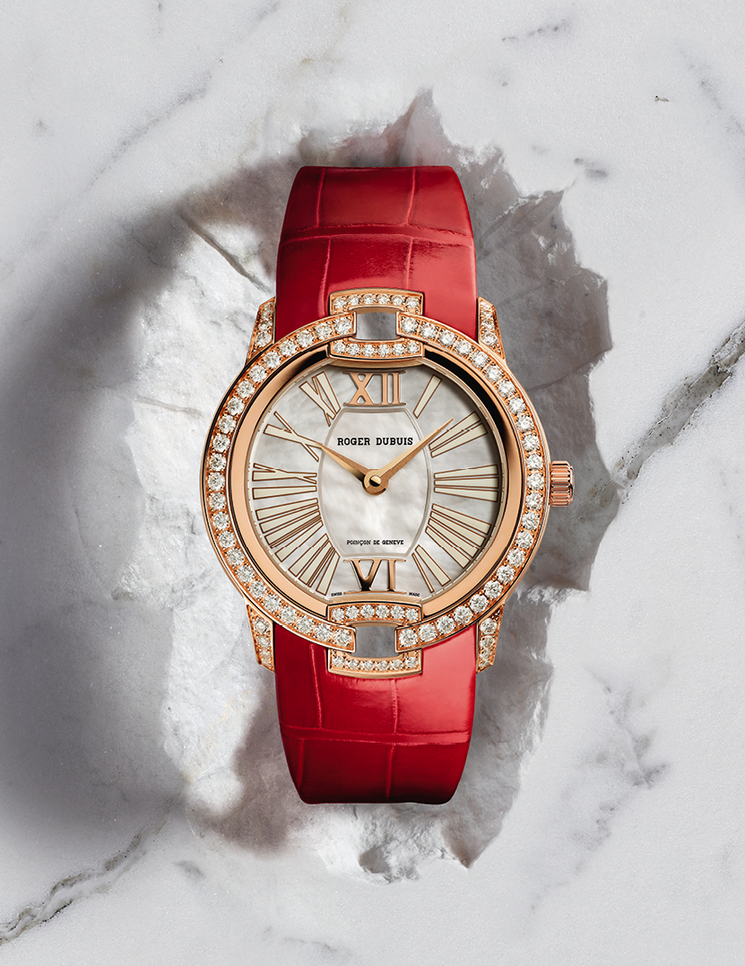 Roger Dubuis Velvet for Valentine's Day 2018