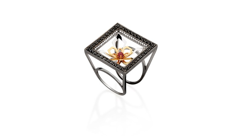 Artistar Jewels Bia Tambelli LOTUS Ring
