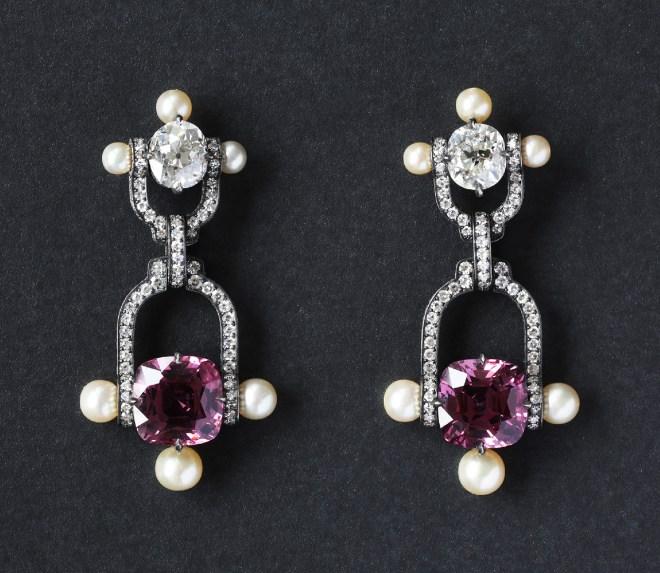 Nadia Morgenthaler - Spinel Diamonds & Natural Pearls