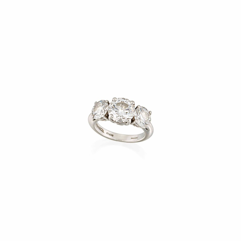 Lot 56 (three-stone_diamond_ring_tiffany_co)