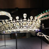 Royal Tiaras at Kensington Palace