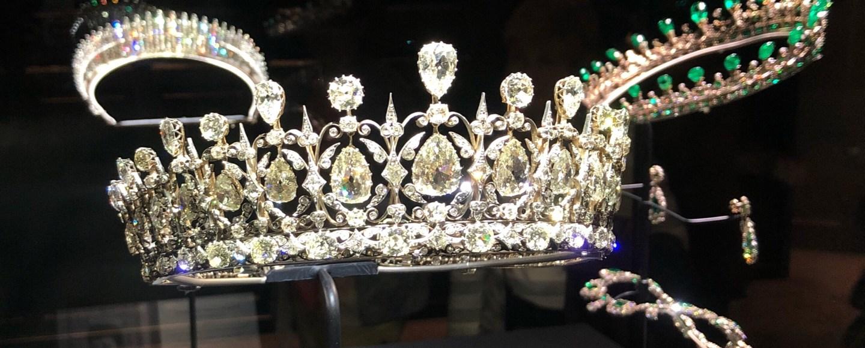 Royal Tiaras at Kensington Palace High Jewellery Dream