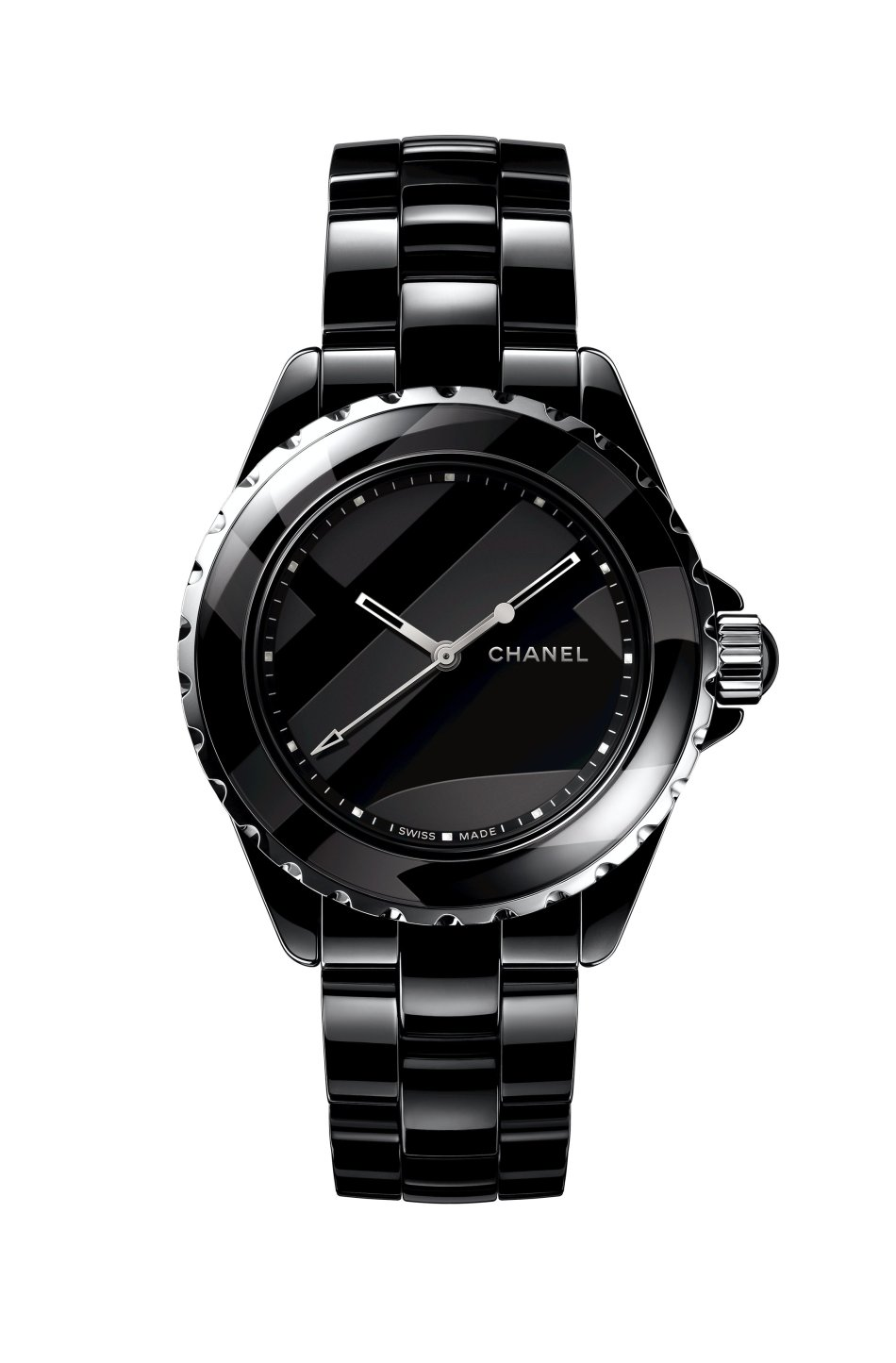 Chanel J12 Untitled Black