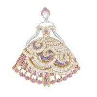 ဗန် Cleef & Arpels 'Dancing Ballerinas