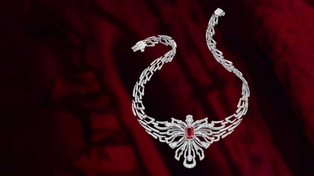 Криле на Гюбелин от огърлица от водни кончета