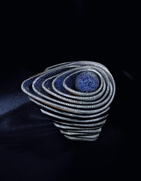 Audemars Piguet Sapphire Orbe