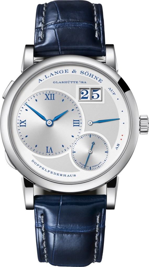 Lange 1 25th anniversary front view