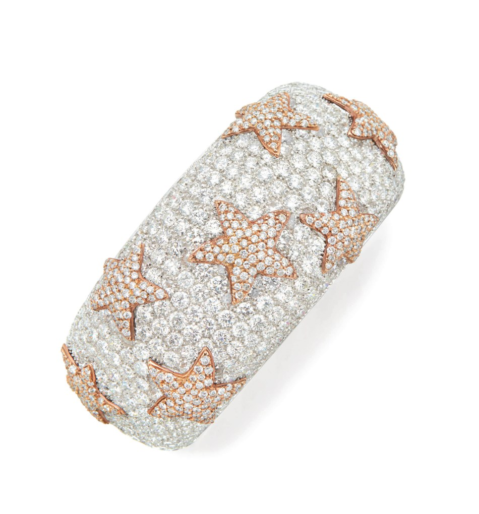 Diamond Cuff-Bracelet