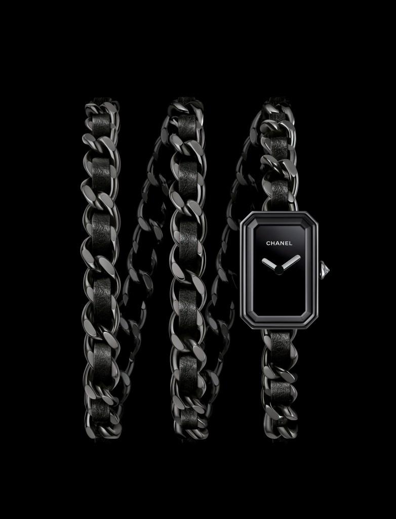 Chanel PREMIERE ROCK EDITION NOIRE