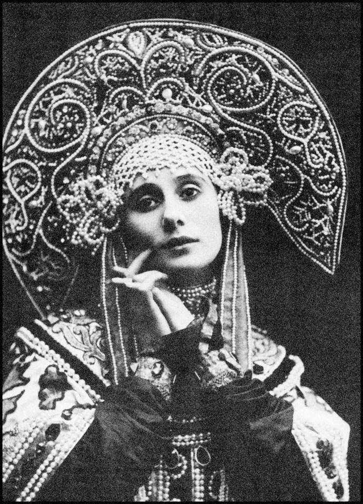 Анна Павлова. Изпълнител: Анонимен