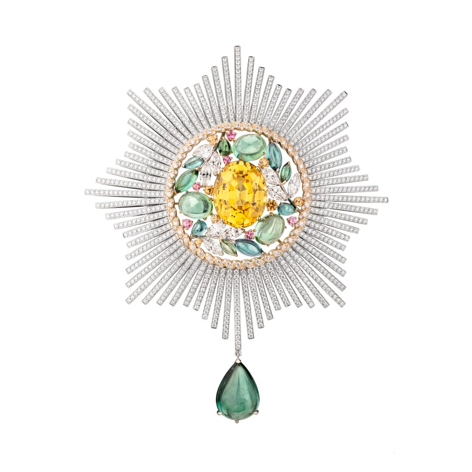 Le Paris Russe de Chanel, Blé Maria Brooch