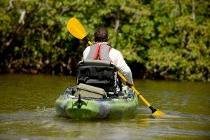 Kayak Fishing on the New River