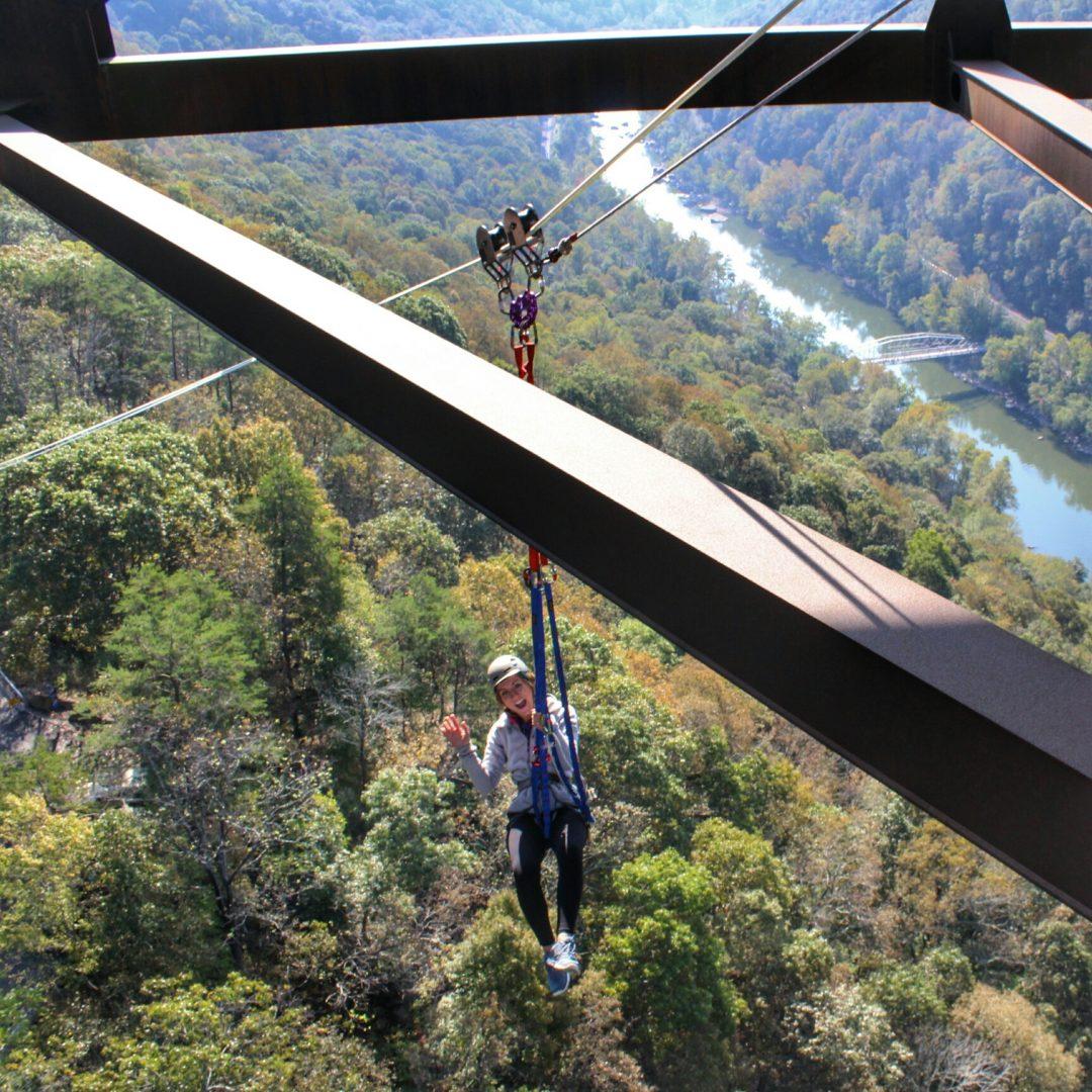 New River Gorge Bridge Day