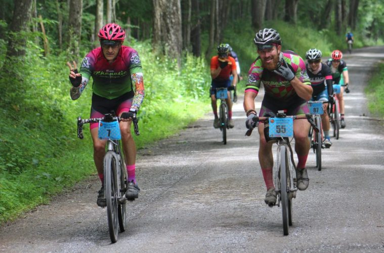 GRUSK: Gravel Race Up Spruce Knob