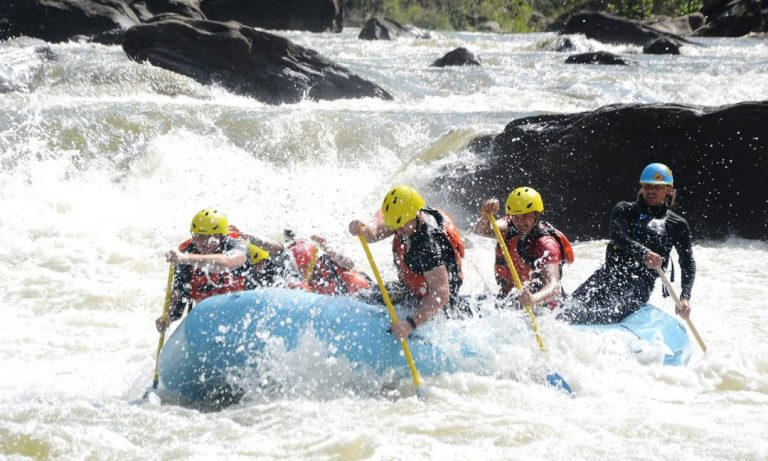 Whitewater Rafting in West Virginia