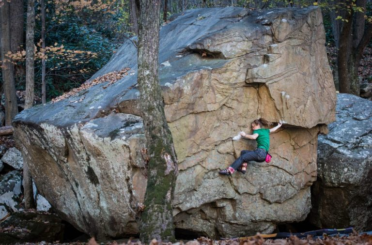 New River Gorge Bouldering