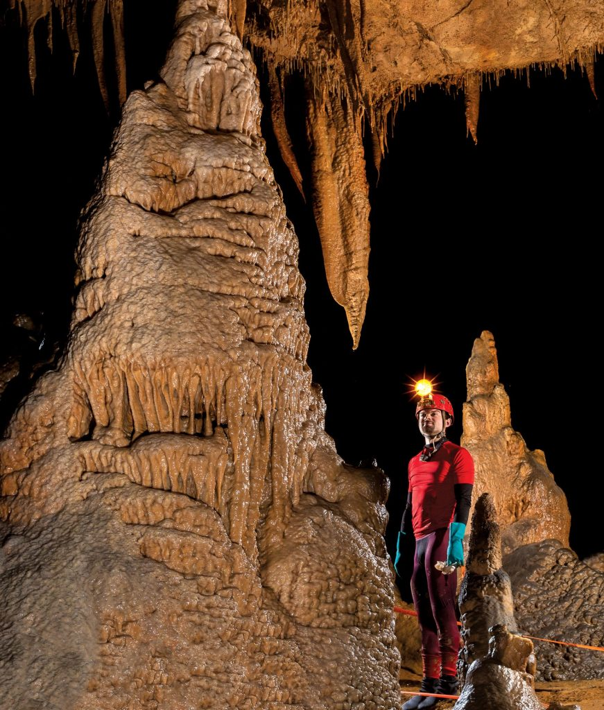 WV Caving: formations