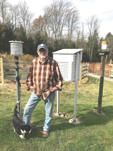 Canaan Valley Weather: Dave Lesher of Canaan Heights
