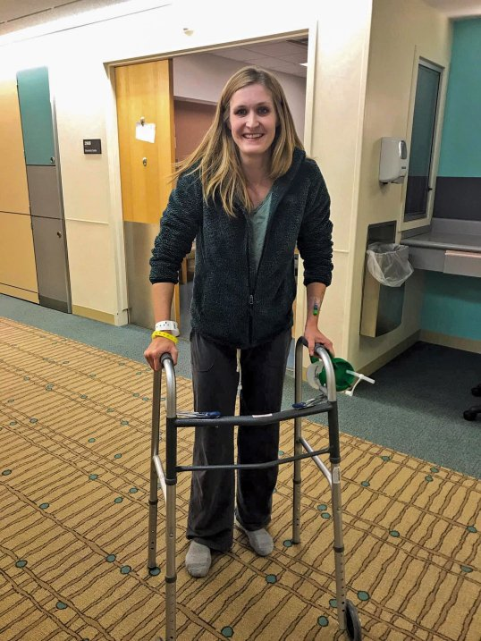 Molly Wolff: Hospital Visit