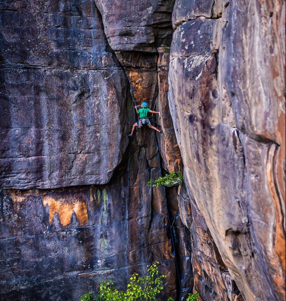 New River Gorge National Park: NRG Climbing