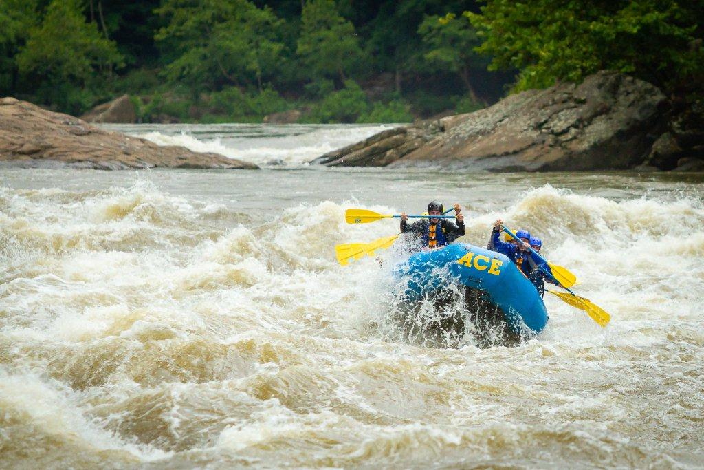 New River Gorge National Park: Spring Rafting