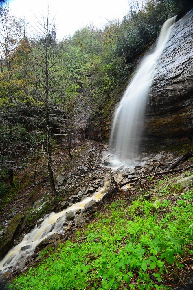 Coal Run Falls