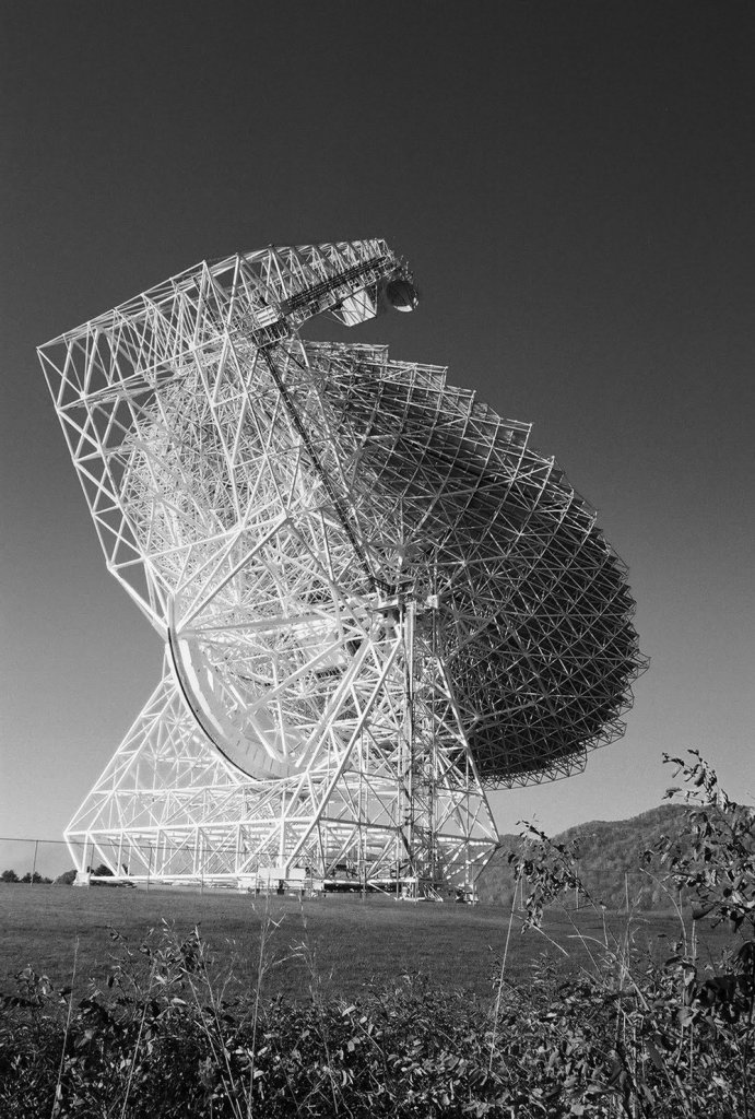 Green Bank Observatory: Green Bank Telescope