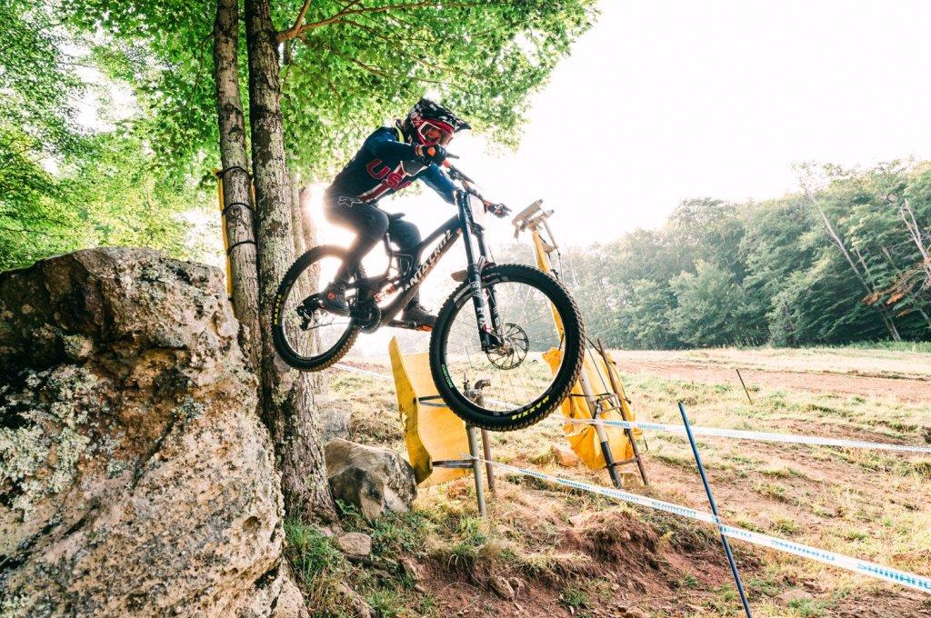2021 Mountain Bike World Cup: Angelica Pietranton