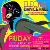 electric dancehall 2017