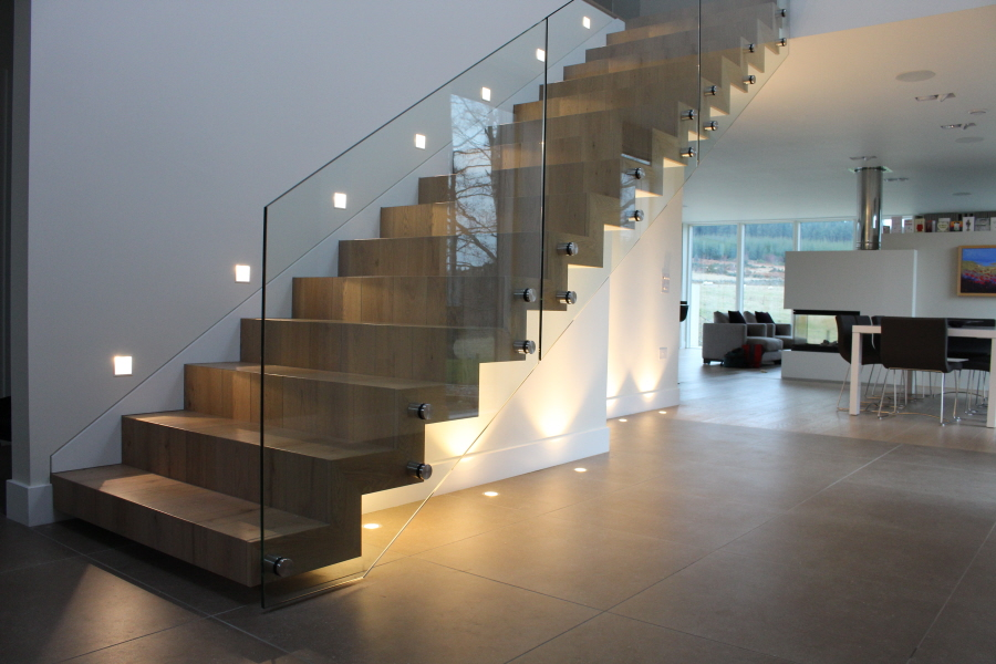 Client Examples Of Staircases Wall Panneling Amp Linings