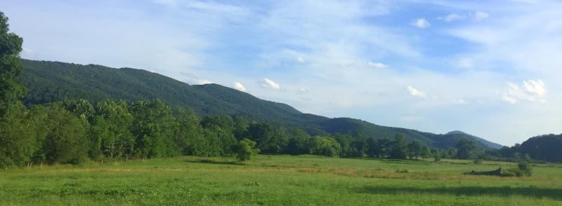 Highland County, Virginia, Bolar, history, Wilson family, Indian Raid, 1764, Irish immigrants, Jackson River