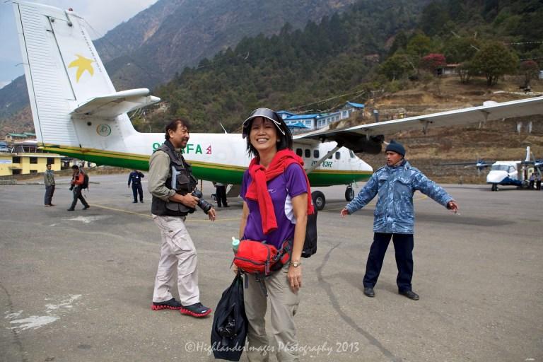 Lukla Airport, Nepal