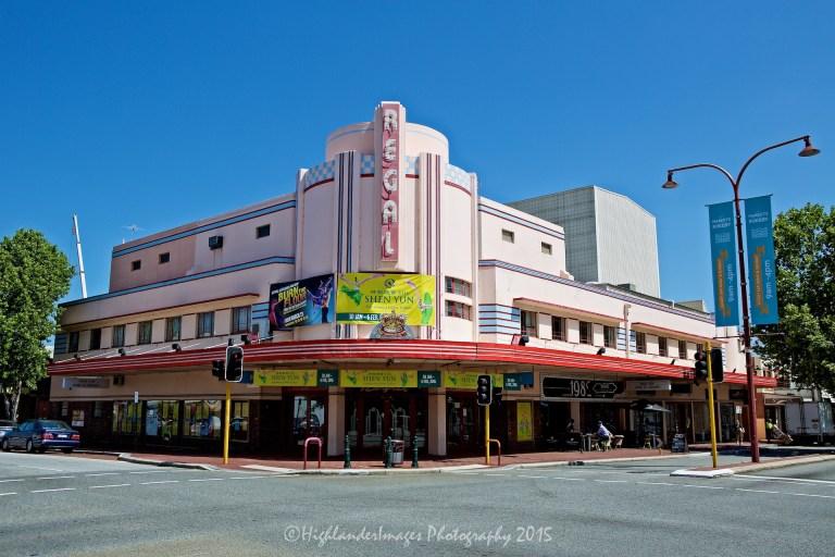 Regal Cinema, Subiaco, Perth, Western Australia