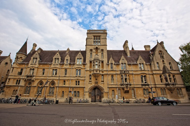 Balliol College, Oxford University, Oxford, UK.