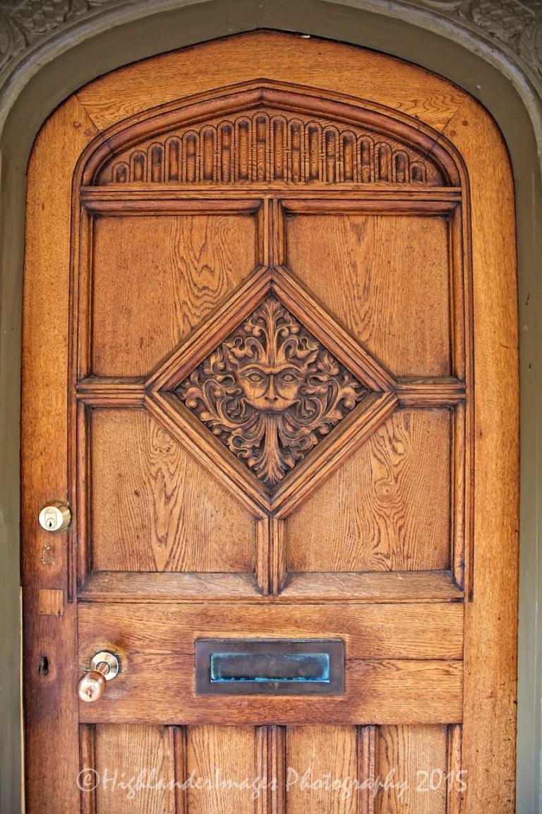 """Narnia Door"", Brasenose College, Oxford University, Oxford, UK"