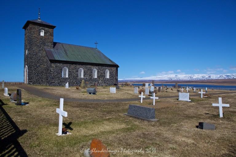 Þingeyrar church, Iceland